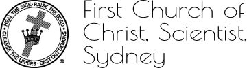 First Church of Christ, Scientist, Sydney
